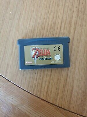 Legend of Zelda: A Link to the Past (Game Boy Advance) GBA