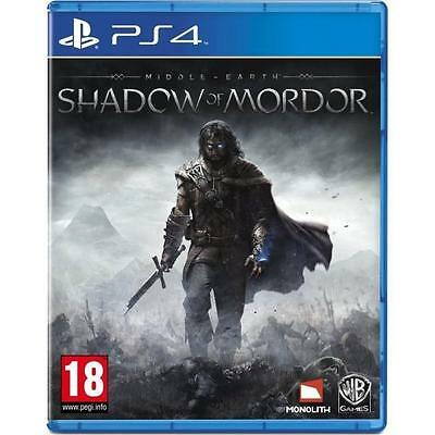 Middle-Earth: Shadow of Mordor (Sony PlayStation ) -