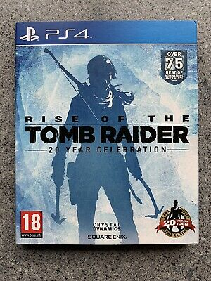 Rise of The Tomb Raider: 20 Year Celebration (PS)