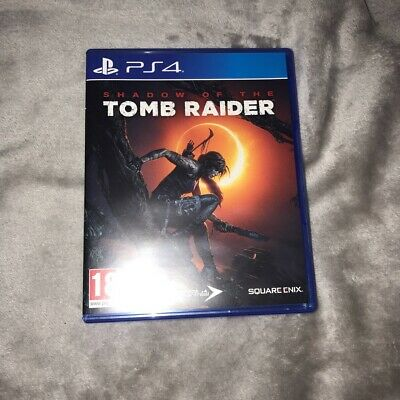 Shadow of the Tomb Raider: Definitive Edition (Sony