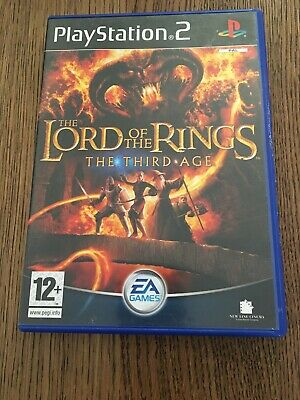 The Lord of the Rings: The Third Age (Sony PlayStation 2,