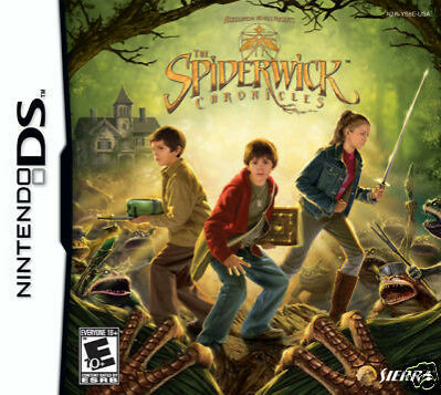 The Spiderwick Chronicles (Nintendo DS, )