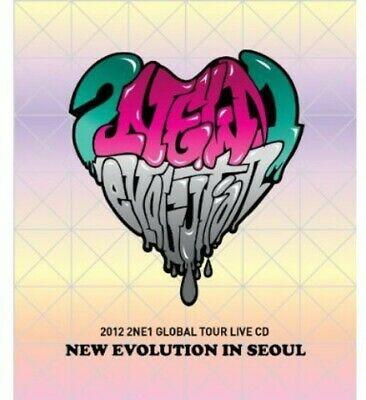 2NE1 - NEW EVOLUTION IN SEOUL (LTD) NEW CD