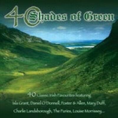 40 Shades of Green by Various.