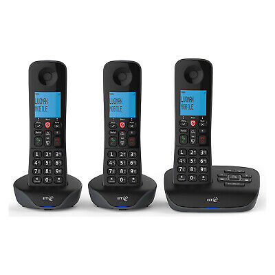 BT Essential Phone Trio Cordless Phone - Nuisance Call