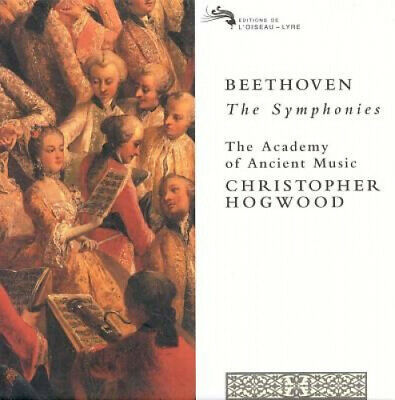 Beethoven: The Symphonies [5 Discs] by L. V. Beethoven.