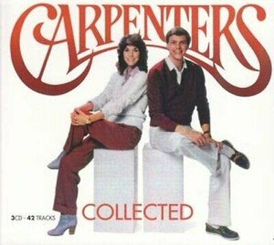CARPENTERS - COLLECTED (IMPORT) NEW CD