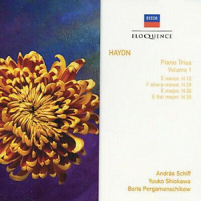 Haydn: Piano Trios Vol 1 / Schiff, et.
