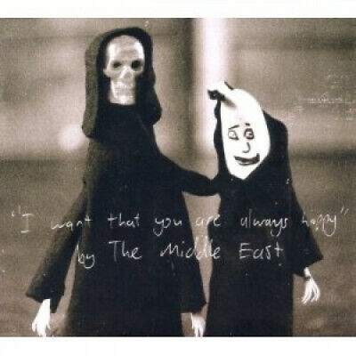 I Want That You Are Always Happy [Digipak] by The Middle