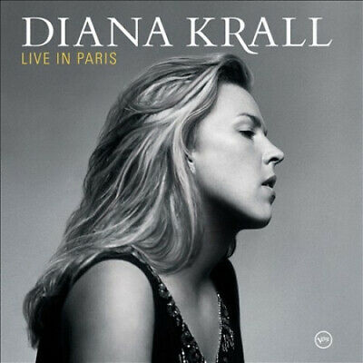 Live in Paris [LP] by Diana Krall.