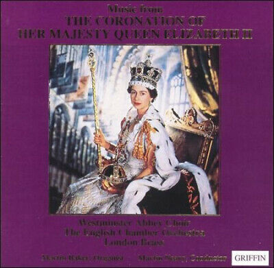 Music from the Coronation of Her Majesty Queen Elizabeth II.