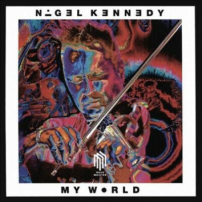 My World [Slipcase] by Nigel Kennedy.