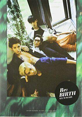 NU'EST - RE: BIRTH 1 (IMPORT) NEW CD