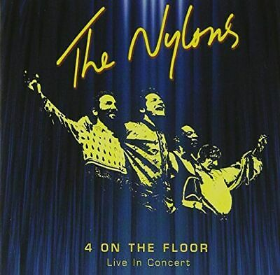 NYLONS - 4 ON THE FLOOR (IMPORT) NEW CD