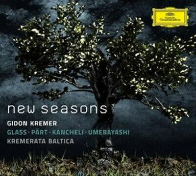 New Seasons (Glass; Part; Kancheli; Umebayashi) by