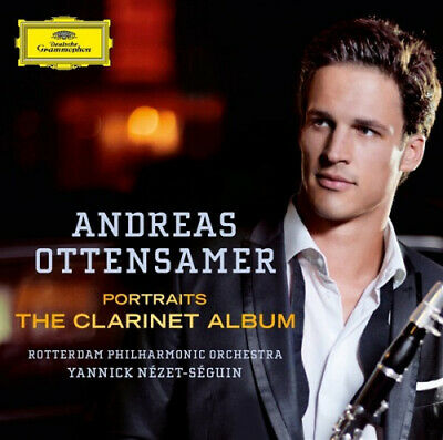 Portraits-The Clarinet Album by Andreas Ottensamer.