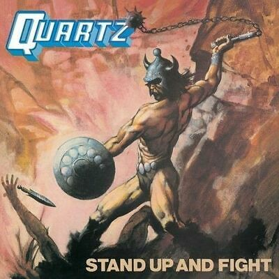 QUARTZ - STAND UP & FIGHT NEW CD