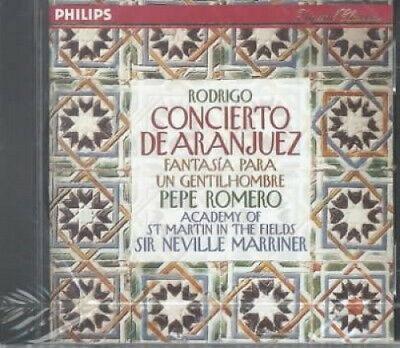 Rodrigo: Concierto De Aranjuez - Fantasia Para Un