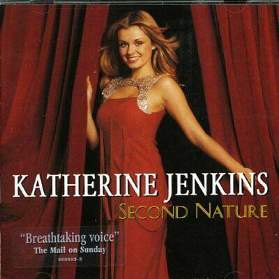 Second Nature, Katherine Jenkins, Audio CD, Good, FREE &