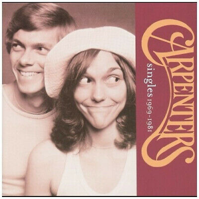 Singles  by Carpenters.