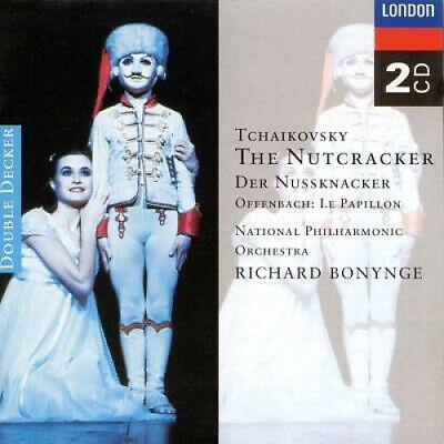 Tchaikovsky: The Nutcracker/Off enbach: Le Papillon [2