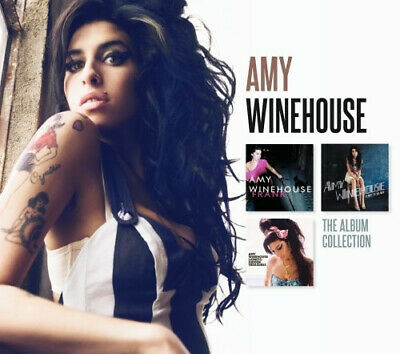 The Album Collection [Box] [Parental Advisory] by Amy