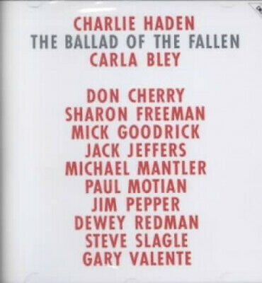 The Ballad of the Fallen by Charlie Haden.