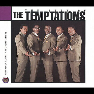 The Best of the Temptations by TEMPTATIONS.