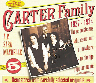 The Carter Family:  [Box] by Carter Family.