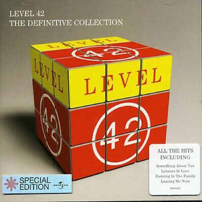 The Definitive Collection by Level 42.
