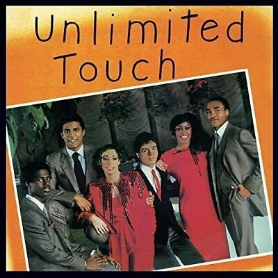 UNLIMITED TOUCH NEW CD