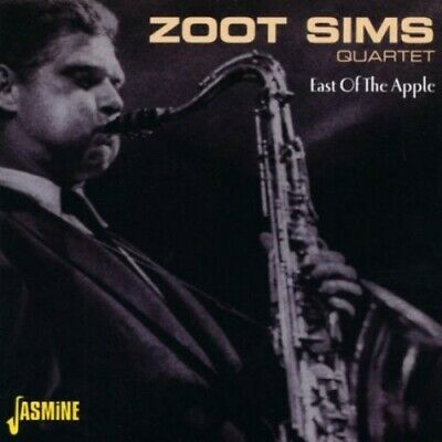 ZOOT SIMS - EAST OF THE APPLE NEW CD