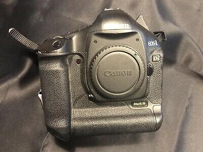 Canon B004AA 1D Mark III 10.1MP Digital SLR Camera -