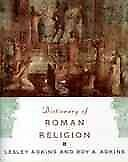 Dictionary of Roman Religion, Paperback by Adkins, Lesley;
