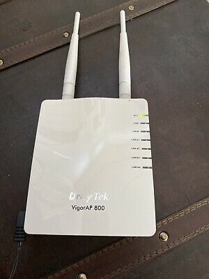 DrayTek Vigor AP800 Managed Wireless N Access Point with PoE