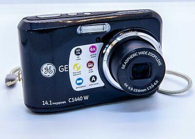 GE CMP Digital Camera - Black