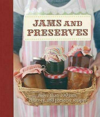 Jams & Preserves (& chutney) unused book.