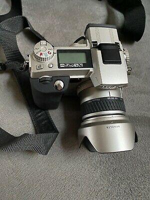 Minolta DIMAGE 7i 7x Optical Zoom 5.0MP