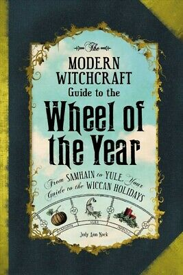 Modern Witchcraft Guide to the Wheel of the Year: