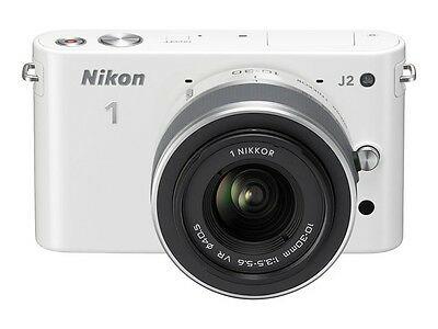 Nikon 1 JMP Digital Camera - White