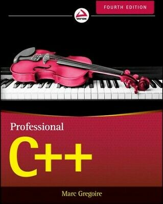 Professional C++, Paperback by Gregoire, Marc, Brand New,