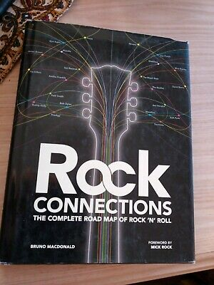 Rock Connections: The Complete Road Map of Rock 'n' Roll by