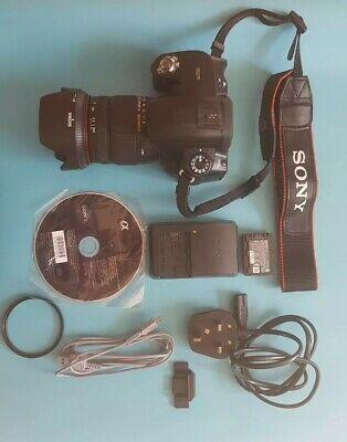 Sony Alpha A290L 14.2MP Digital SLR Camera - Nearly New