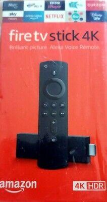 Amazon Fire TV Stick 4K Ultra with 2nd Gen Alexa Voice