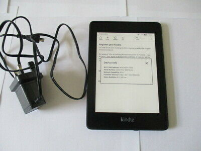Amazon Kindle Paperwhite (10th Generation) 8GB, Wi-Fi