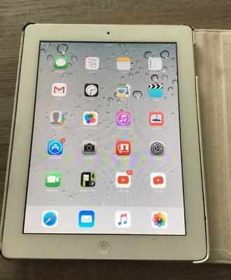 Apple iPad 2 16GB, Wi-Fi, 9.7in - White - Fully Working -