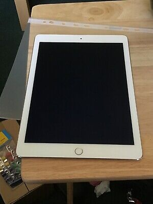 Apple iPad Air 2 64GB, Wi-Fi + Cellular (Unlocked), 9.7in -