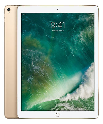 Apple iPad Pro 2nd Gen. 64GB, Wi-Fi, 12.9 in - Gold