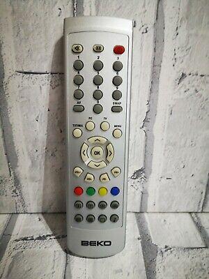 BEKO TV REMOTE CONTROL for 28C769IDS