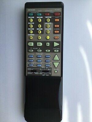 Denon RC-864 / RC864 Remote Genuine original used TESTED